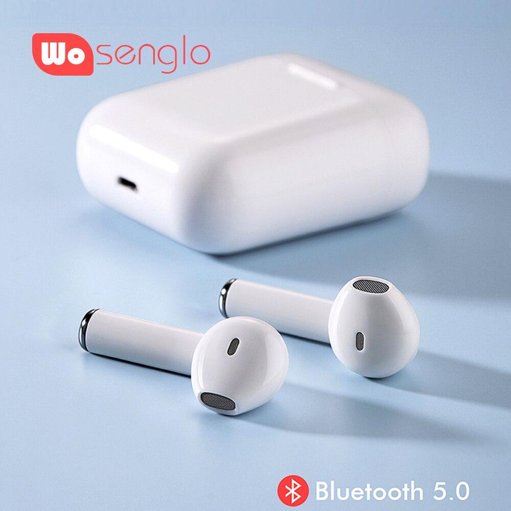 Bluetooth 5,0 Kopfhörer i9s Drahtlose Kopfhörer in ohr Stereo Ohrhörer freisprecheinrichtung air Schoten mit Lade box Für Smart Telefon headset