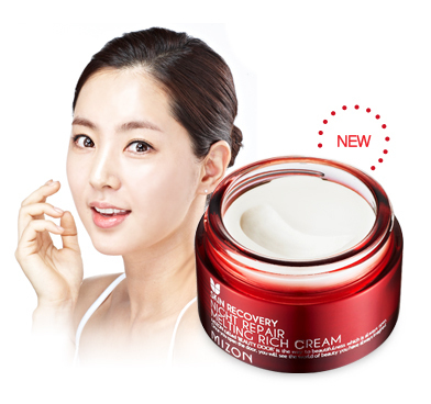 2016 Limited Promotion South Korea's Authentic Skincare Mizon Multi-effect Repair Firming Night Cream Anti-wrinkle Creams