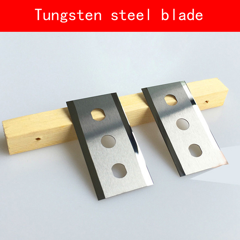 Three hole tungsten steel blade tape cutting Slitting blade for adhesive tape paper and aluminum foil blades cutting machine blade tape double sided adhesive circular knife cutting blade