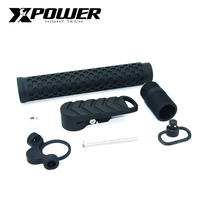 XPOWER BA Stock Set AEG Airsoft M4 Tactical Paintball Accessories Air Gun