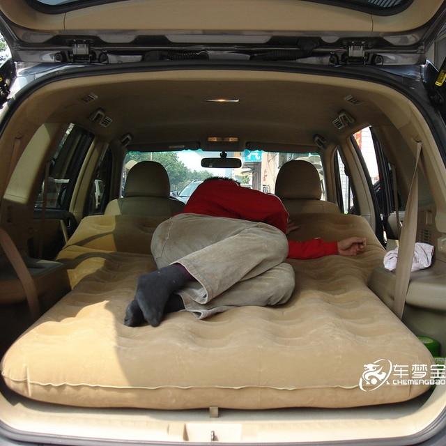 Car Air Mattress Air Bed Rav4 Car Travel By Car Double Bed
