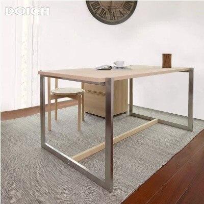 Modern Minimalist Desk Enchanting Modern Minimalist Wood Oak Wood Desk Wood  Computer Desk Minimalist Inspiration