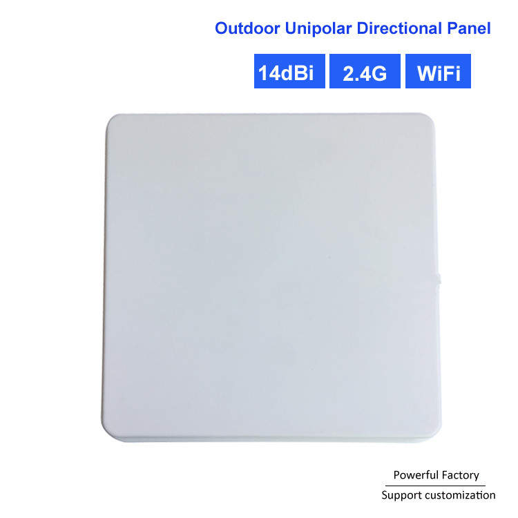 2400 2500Mhz Wifi plate aerial 14dBi Directional Adjustable Outdoor 2 4G Planar Antenna 1pcs