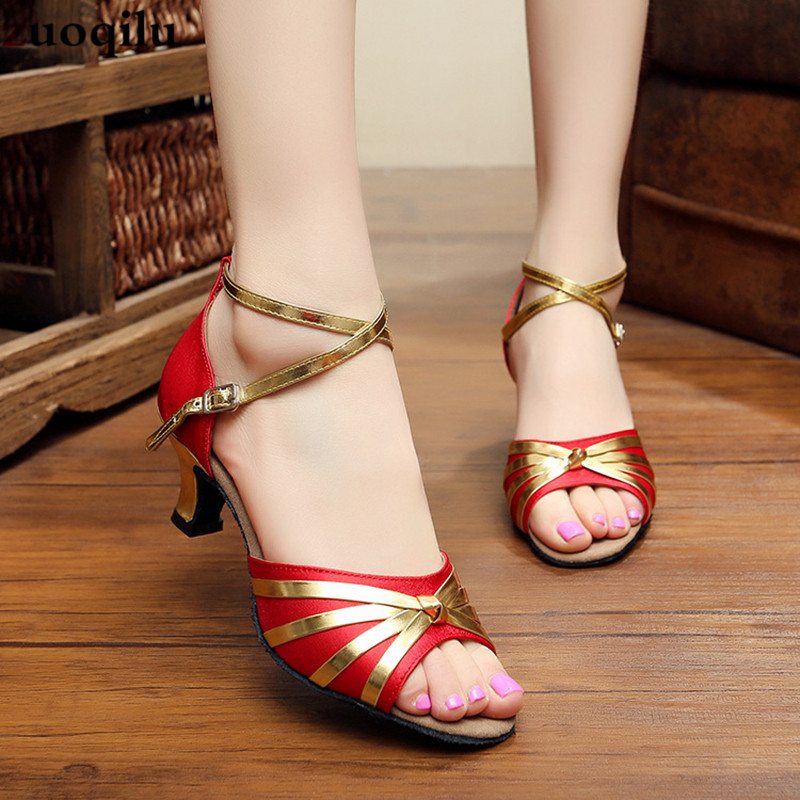 2019 Summer High Heels Sandals Female Shoes Gold Silver Wedding Shoes Ladies Pumps Women Shoes Big Size 41