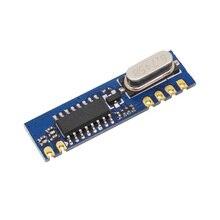 SRX887 – 315MHz | 433mhz Strong Drive Super Heterodyne RF ASK Receiver Module