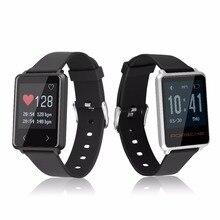 Модные Смарт-браслет TK002 IP67 монитор сердечного ритма долгого ожидания фитнес для Android IOS PK Xiaomi miband 2 браслет