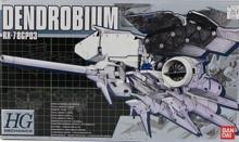 Bandai Gundam HGM 01 1/550 RX 78GP03D GP03 DENDROBIUM Mobile Suit Assemble Model Kits Action Figures Childrens toys