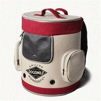 ПЭТ продукта Товары для собак Travel Открытый Собака Pet Carrier Рюкзак для собаки менее 8 кг