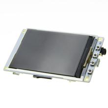 Album muzyczny TTGO Tm 2 4 cala PCM5102A karta SD ESP32 WiFi + moduł bluetooth tanie tanio SZYTF GRAPHIC