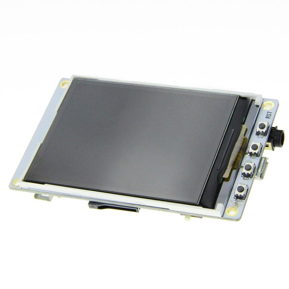 TTGO Tm музыкальный альбом 2,4 дюйма PCM5102A SD карта ESP32 WiFi + Bluetooth модульЖК-модули    АлиЭкспресс