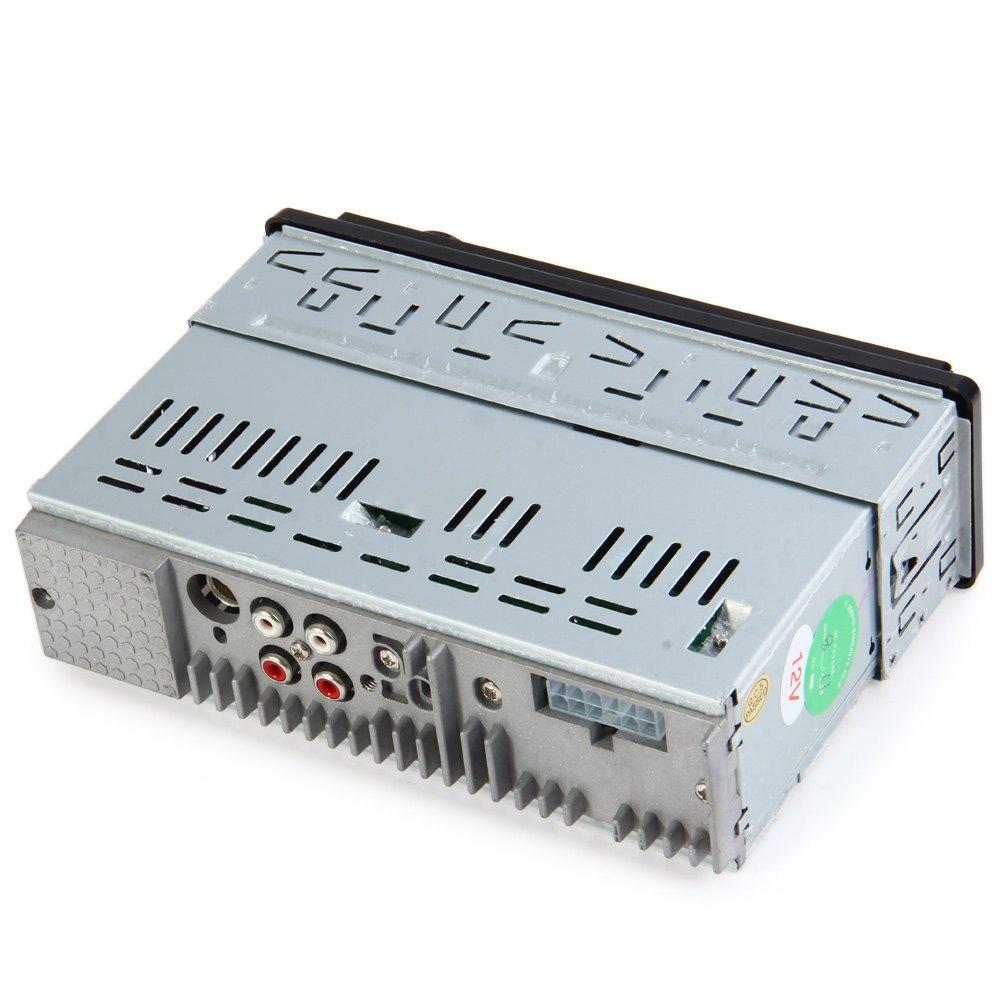 Car Radio Stereo Auto Audio In dash Single Din FM Receiver 12V ...