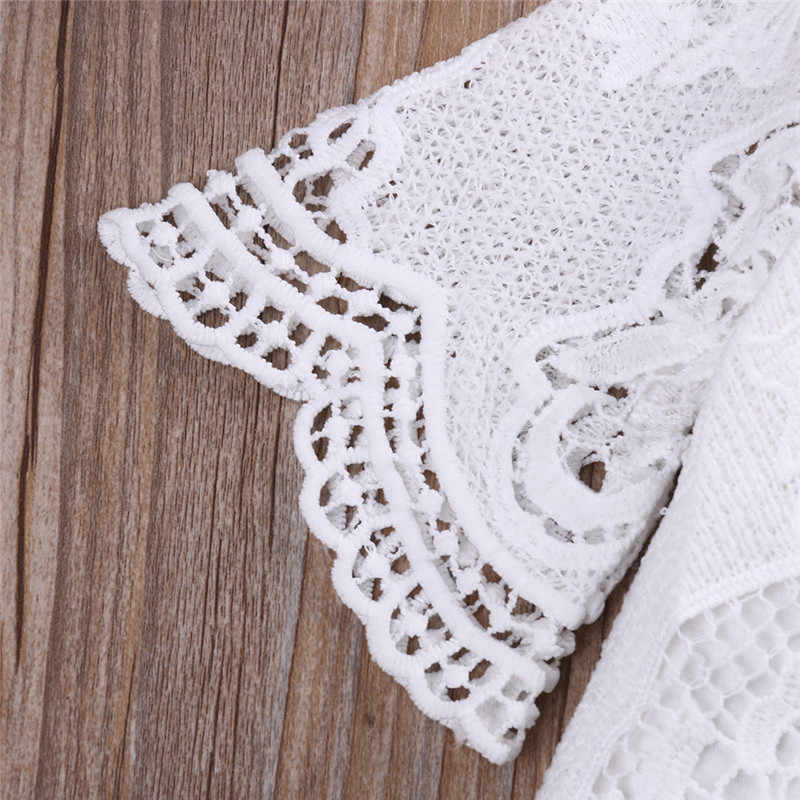 4f52fc19c7a926 ... Emmababy 2017 New Cute kids Baby Girl Clothes white Lace bodysuit  Infant bebe Girls Summer short ...