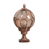 Lawn Lantaarnpaal Lamp Ogrodowe Outdoor Spotlight LED Terraza Y Jardin Decoracion Luminaire Exterieur Landscape Lighting