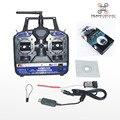 De FlySky CT6B FS-CT6B Transmisor/Control Remoto 2.4G 6CH Radio Modelo RC Transmisor + Receptor Flysky R6B FPV Heli/avión/Glid