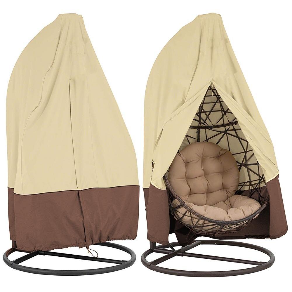 Cubierta impermeable para muebles de jardín y patio al aire libre cubiertas para sillas de lluvia y nieve para mesa conjunto de sofá cubierta protectora a prueba de polvo