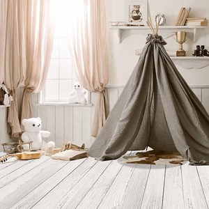 Image 3 - ستارة خلفية بيضاء من Allenjoy photophone لغرف الأطفال خيمة استحمام لوح خشبي استوديو تصوير داخلي للأطفال خلفية التقاط الصور