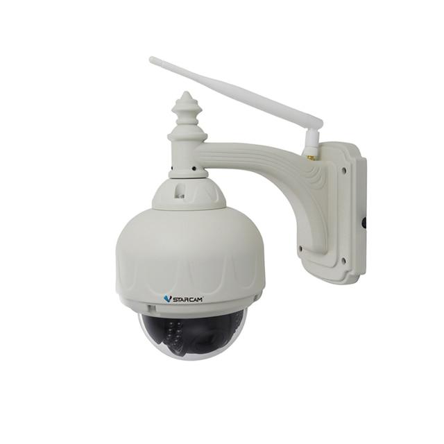 VSTARCAM C7833 Onvif Pan Tilt Outdoor HD IP Camera 720P Wifi Wireless Dome RSTP Onvif Stream Support 128G TF Card