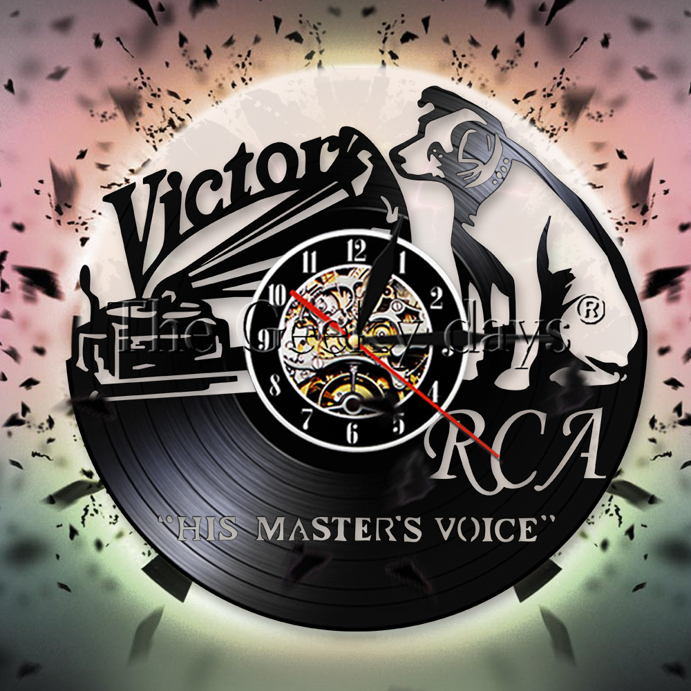 RCA Victor Dog His Master's Vo...