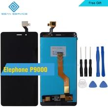 Para Elephone P9000/P9000 Lite Pantalla LCD Original y TP Pantalla Táctil Digitalizador Asamblea lcd + Herramientas Para P9000 1920X1080 5.5″