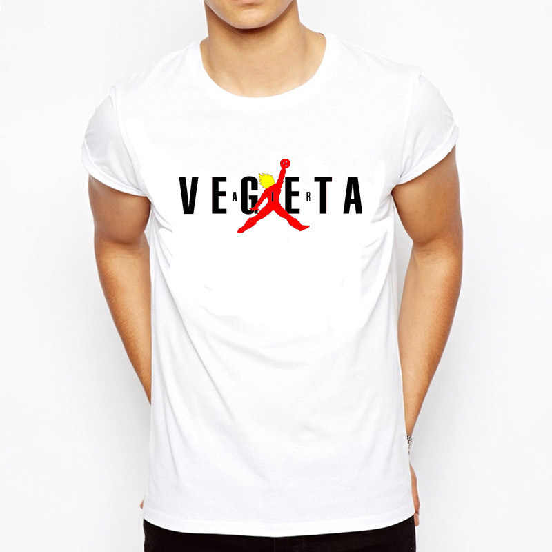 1bc53a6c Dragon Ball T Shirt Men Summer Dragon Ball Z super son goku Slim Fit  Cosplay 3D T-Shirts vegeta Tshirt Homme