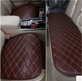 summer cool Car seat cushion small piece set Car seat cushion four seasons general  leather upholstery piece set