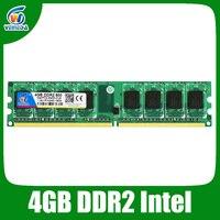 VEINEDA DDR2 800Mhz/667Mhz 4gb Super Speed Memoria Ram pc2 6400 for Motherboard Desktop