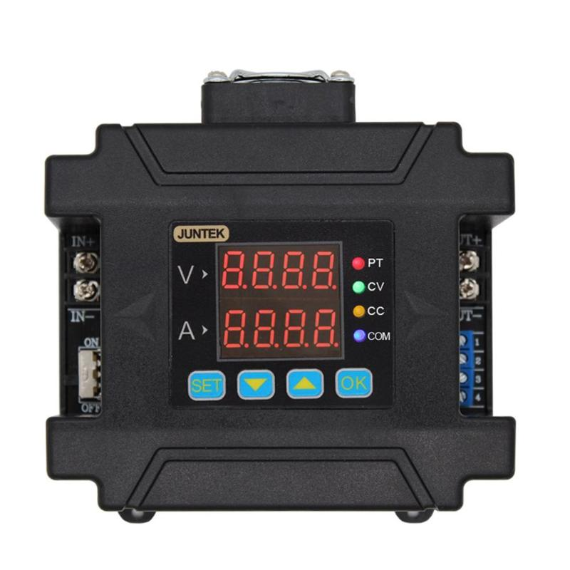 DPM8600 Constant Voltage Current Step-down Programmable Meter Power Supply Module buck Voltage Converter Color LCD Voltmeter 30pcs lot by dhl or fedex dps3005 communication function step down buck voltage converter lcd voltmeter 40%off