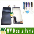 1PC/Lot High Quality LCD Display + Touch Screen Digitizer Assembly With Tool For Acer Liquid Z500 Black Color