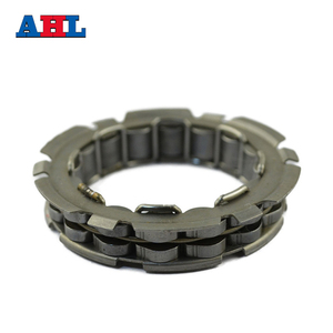 Motorcycle Part for Yamaha XT250 WR250F TTR250 YBR250 XV250 YZ450X 2016 YP250 One Way Bearing Starter Overrunning Clutch Beads(China)