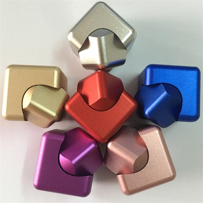 High Quality Multifunction Fidget Spinner Cube Finger Hand Spinners Funny Reliever Toys High Quality Antistress Puzzle