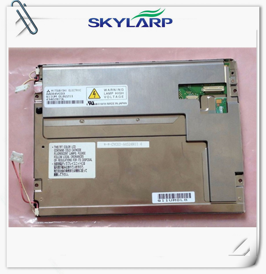 8.4 inch LCD panel for Mitsubishi AA084VC03 LCD module Industrial application control equipment LCD display free shipping