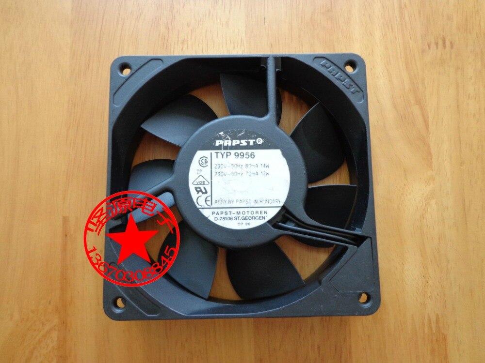 Ebmpapst TYP 9956 230 V 14 W 120x120x25mm ventilateur refroidisseur de serveur