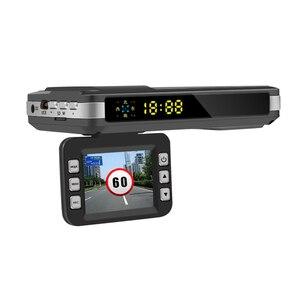 3 in 1 Car DVR Camera+GPS Anti