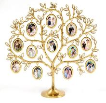 Quality large married photo frame decoration tree shape