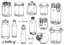 Bottles  Transparent Clear Silicone Stamps for DIY Scrapbooking/Card Making/Kids Christmas Fun Decoration Supplies A653