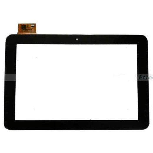 5PCs/lot new 10.1 Telefunken TF-MID1002G Tablet touch screen Touch panel Digitizer Glass Sensor Replacement Free Shipping new capacitive touch screen panel digitizer glass sensor replacement for 9 7 telefunken tf mid9707g tablet free ship
