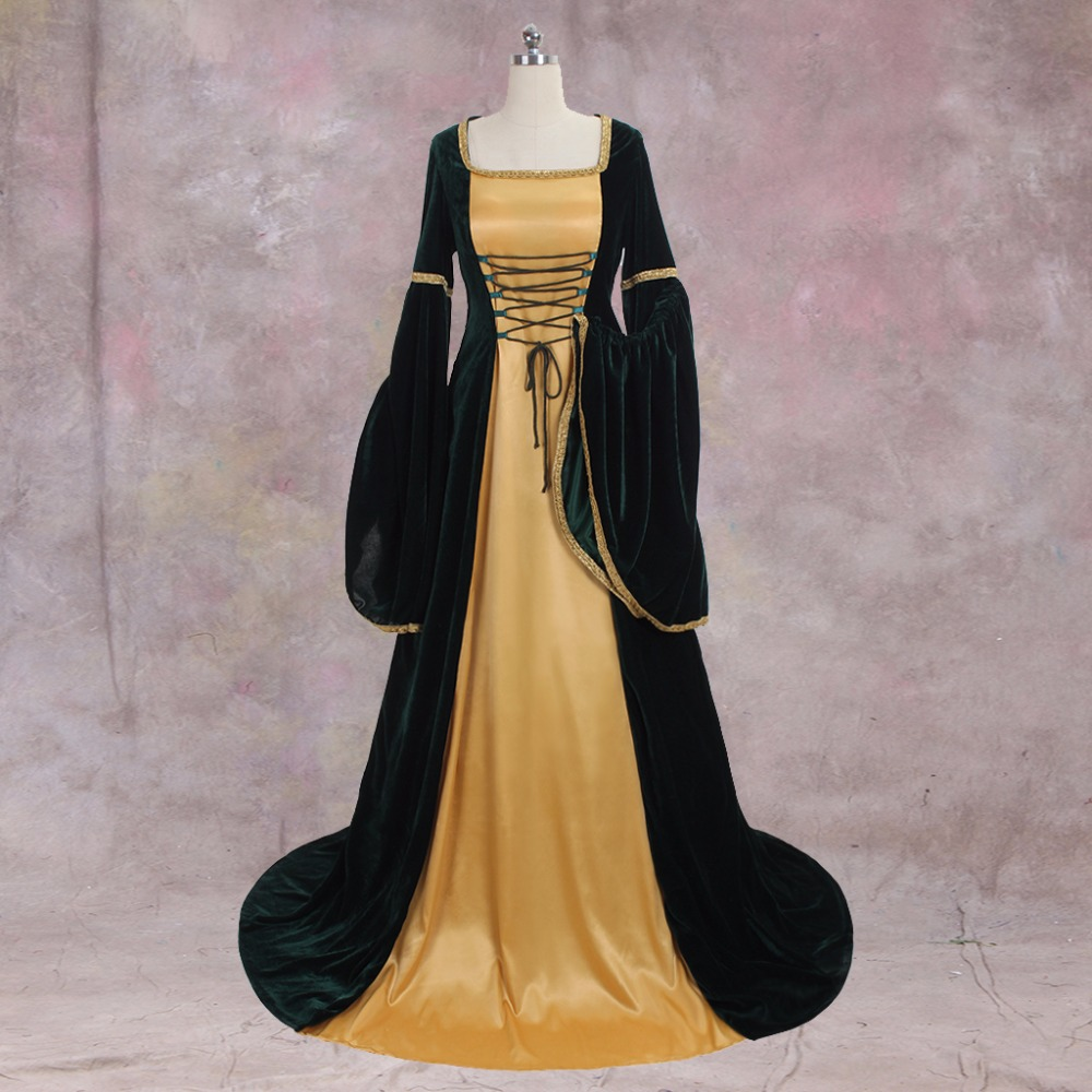 Medieval Gowns