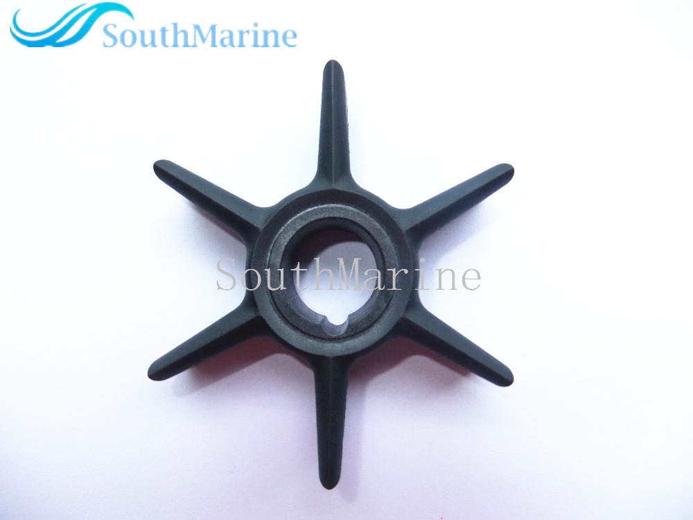 Water Pump Impeller 47-19453T for Mariner Mercury 60HP 4-Stroke Outboard Motor (Carb & EFI, 996cc)  18-8900