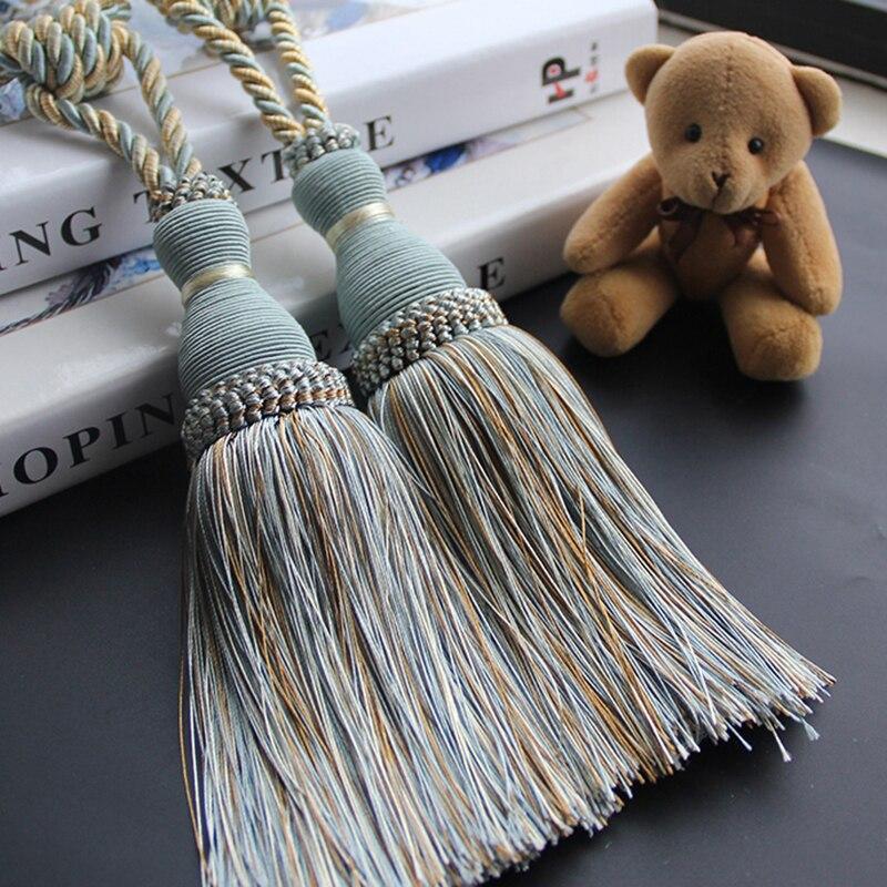 https outdoorcurtainscheap com all european tassel ropes curtain tieback holder