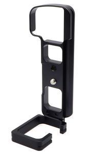 Image 3 - الإفراج السريع ل لوحة قوس حامل قبضة اليد لسوني ألفا A6300 كاميرا رقمية ل Arca السويسري ترايبود رئيس