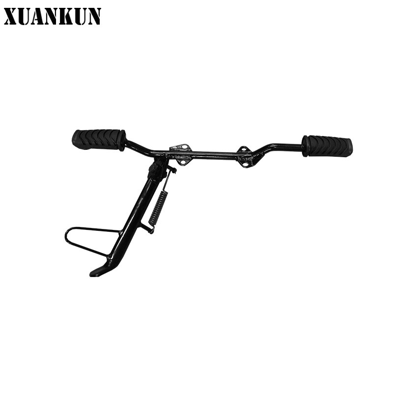 XUANKUN Motorcycle LF150-5U / KPmini / Front Footrest Assembly мотоцикл lifan motorcycle independent lf150 14v 10