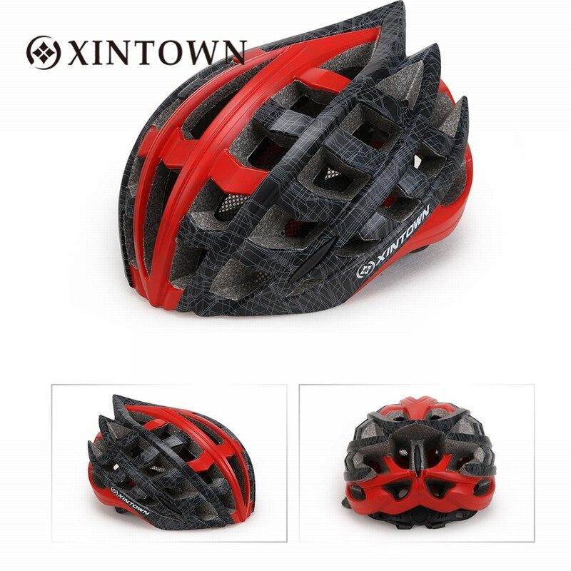 ФОТО Racing Cycling Men's Women's Helmet EPS Ultralight MTB Mountain Bike Helmets Sport Safety Cycle Bicycle Helmet Tool Free Size