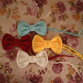 QYFLYXUE-bowknot adereços fotografia de Recém-nascidos, bebê cocar, bowknot grampo de cabelo, neonatal cabeça clipe
