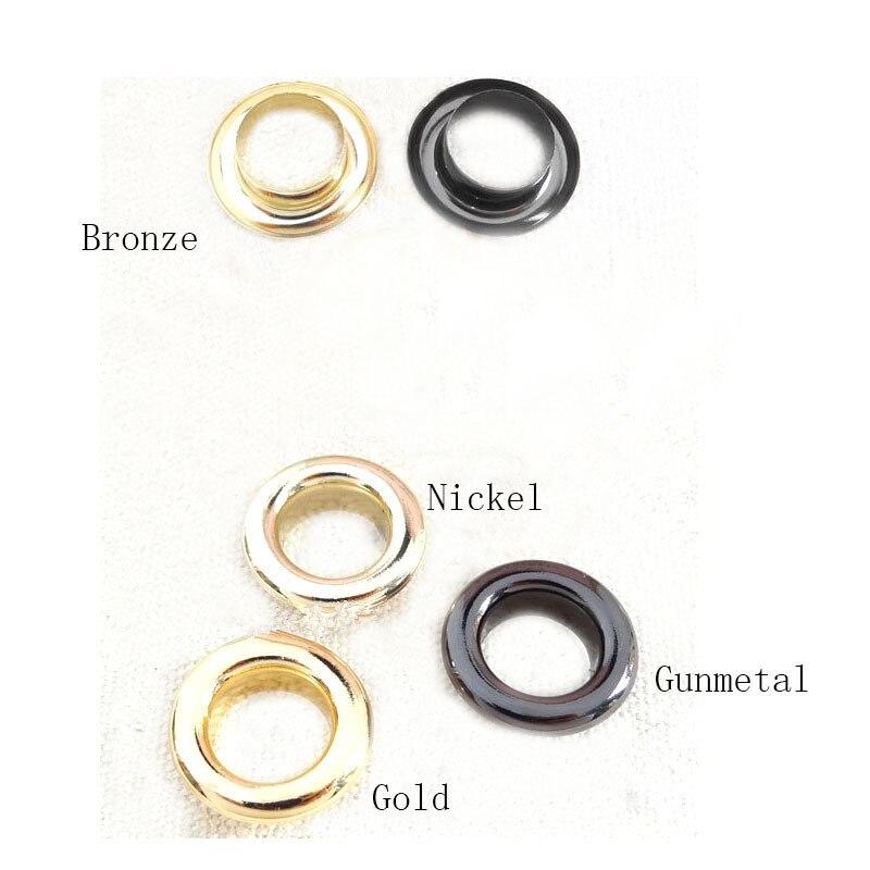 inner dia 20mm eyelets grommets supply gold nickel. Black Bedroom Furniture Sets. Home Design Ideas