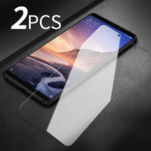 hot deal buy 2pcs for xiaomi mi max 3 mix 2s 6x a2 a1 redmi note 5 pro global 6 a pro a2 lite tempered glass screen protector film 9h