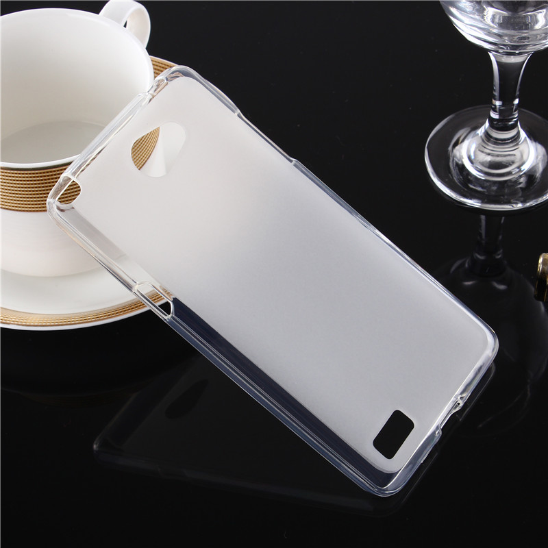 Soft TPU Protector Case For <font><b>LG</b></font> Bello II Case Silicone 5.0