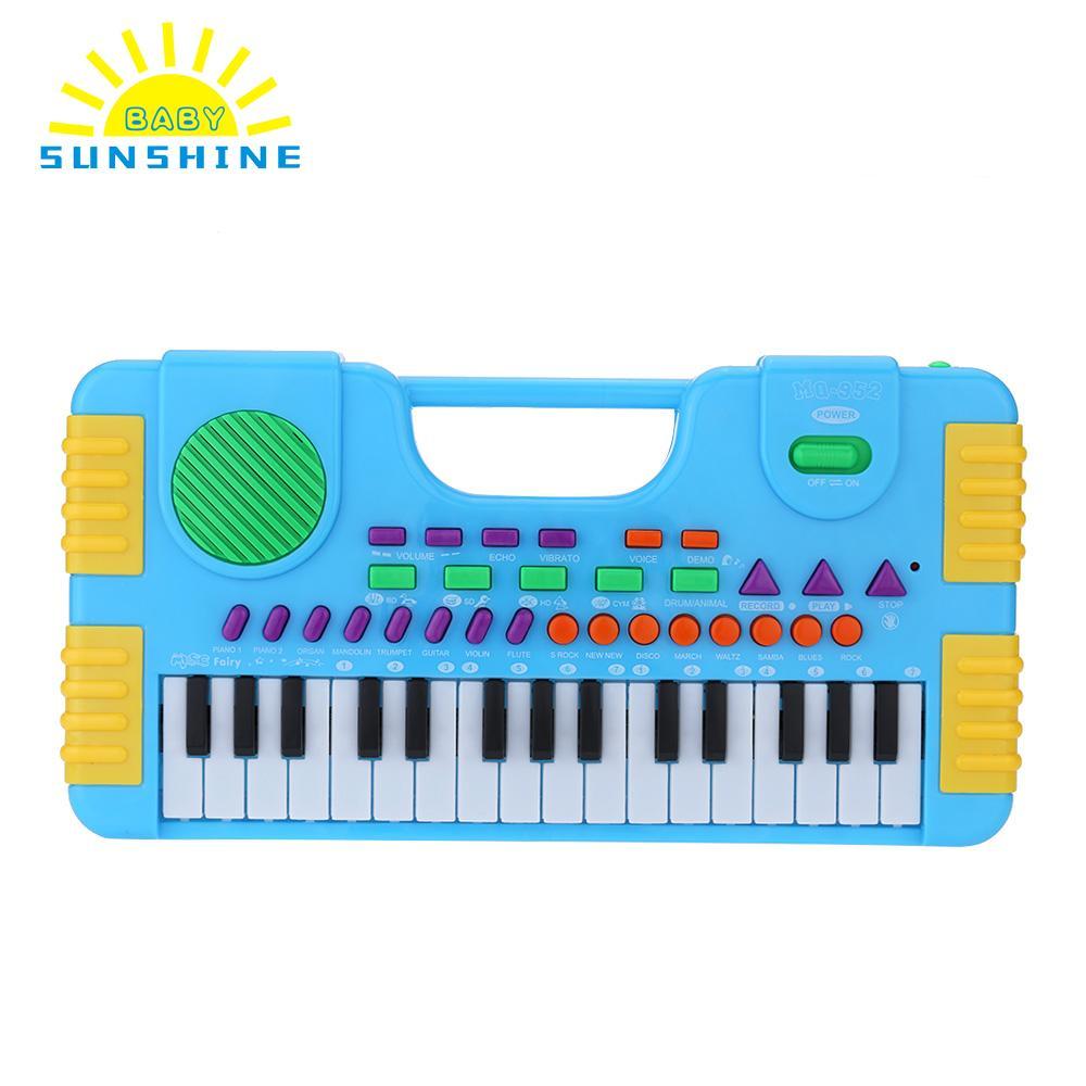 Electronic Toys For Preschoolers : Keys electronic multifunction mini keyboard