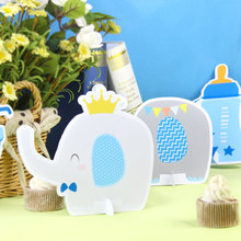 Boy Baby Shower Party Decoration Christening Table Centerpiece Paperboard Birthday Decorations Supplies