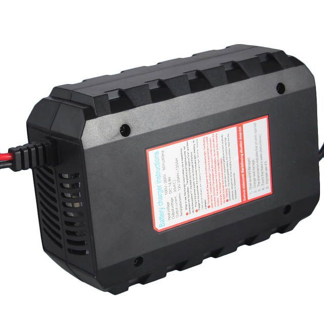 Intelligent 12V 20A Automobile Batteries Lead Acid Smart Battery Charger For Car Motorcycle VS998