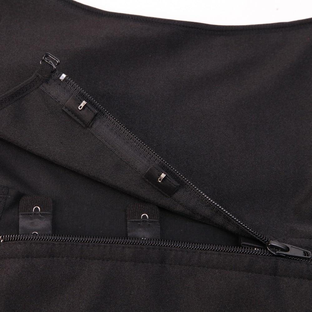 Curvyfeel Tummy Control Adjustable Underwear Women Bodysuit